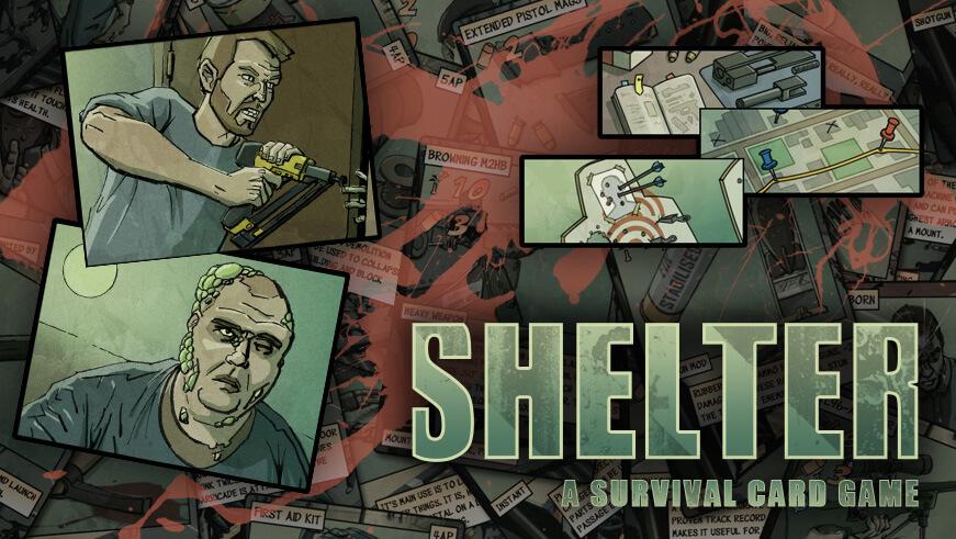 Shelter, Kickstarter, PR Hound, Indie Developer PR, Indie Dev, PR, Indie Game, Games PR,