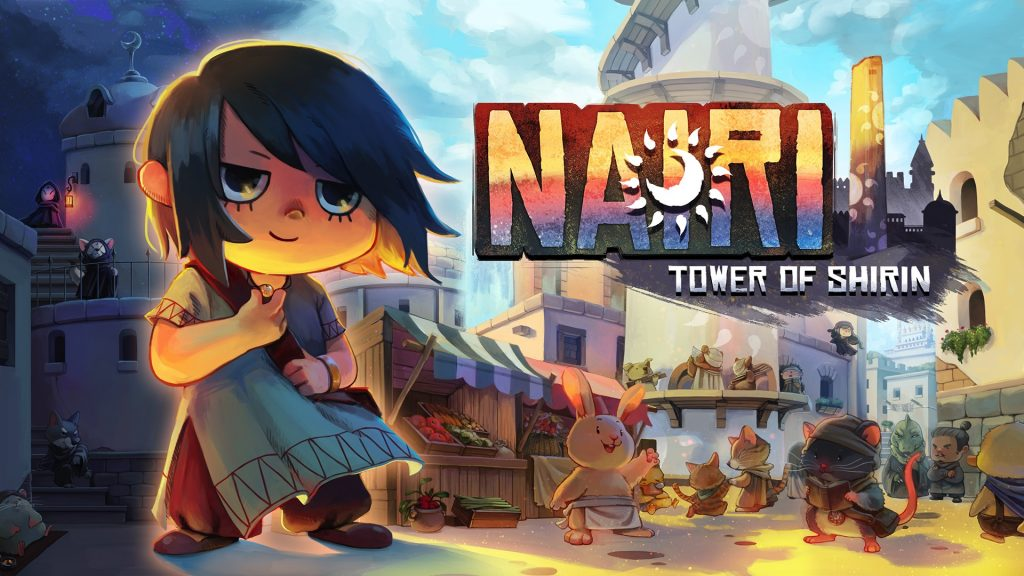 NAIRI, NAIRI: Tower of Shirin, Hound Picked Games, HPG, Indie Game Publishing, Indie Game, Indie Dev, Indie Developer