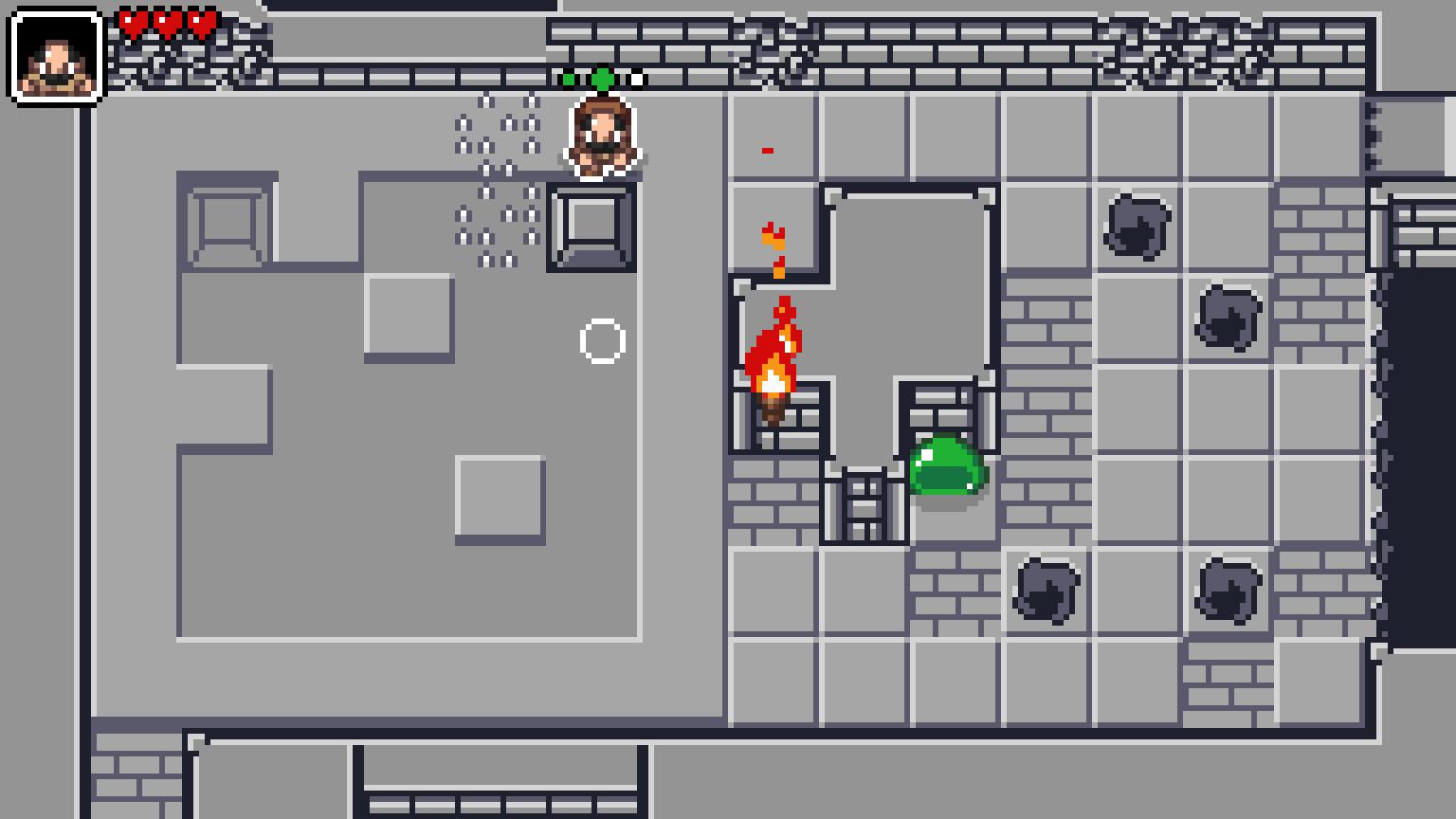 Mystiqa Legend of Zelda style adventure
